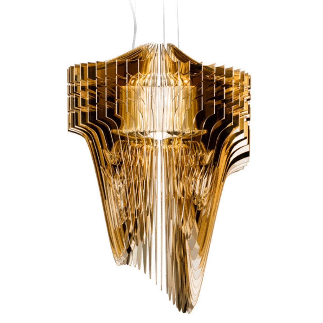 Lampa wisząca Aria Gold L